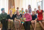 Подробнее: Творческая встреча с многодетной мамой Натальей Ялтанской из Дедовска